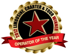 2012 Limo Charter Award Winner