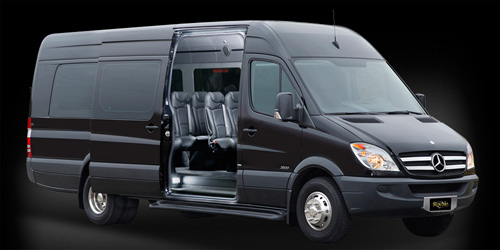 Executive Van Service CT
