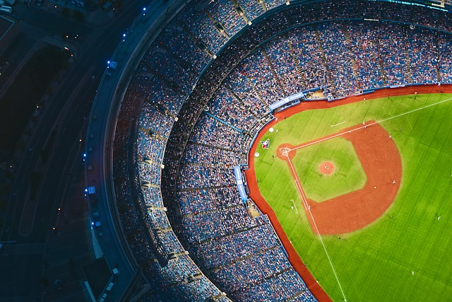 Citifield Aerial view