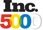 Inc 5000 Growing Company Award