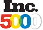 Inc 5000 Growing Company Award