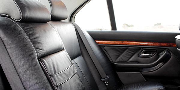 Car Service CT - fleet car interior
