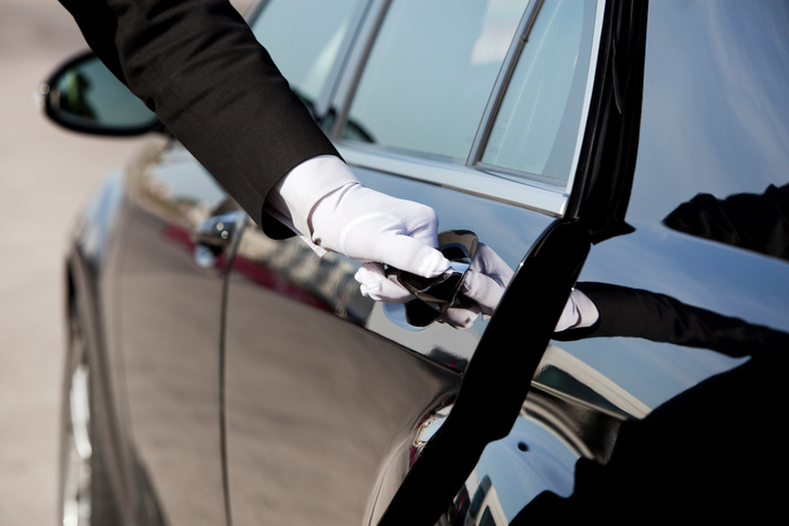 Private transportation etiquette for travelling